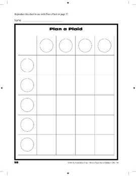 Plan a Plaid