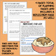 Plan a Thanksgiving Dinner Project - Add, Subtract, Divide and Multiply Decimals