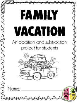 Plan a Vacation Project Based Learning