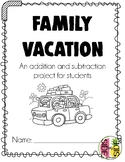Plan a Vacation Project Based Learning (New Distance Learn