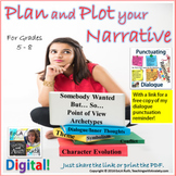 Plan and Plot Your Narrative for Google Slides