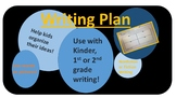 Plan for Writing