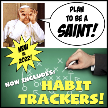 Plan to Be a Saint (LIFE-CHANGING ASSIGNMENT!)