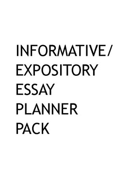 Plan to Pass Essay Pack