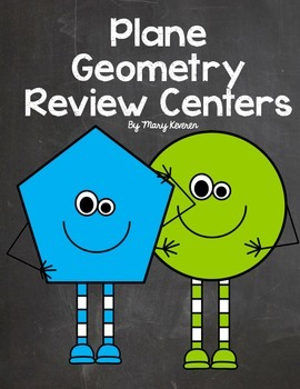 Plane Geometry Review Centers