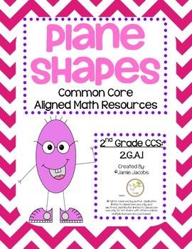 Plane Shapes (2.G.A.1)