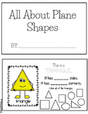 Plane Shapes Book