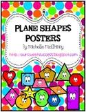Polka Dots {Plane Shapes Posters}