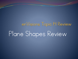 Plane Shapes Review