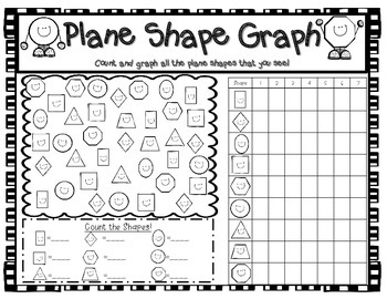 Plane & Solid Shapes (crafts, posters, games, flashcards, & much more!)