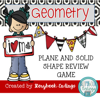 Plane and Solid Shape Review