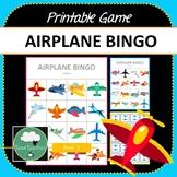 Planes Bingo Game