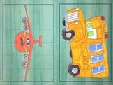 Planes, Trains, & Automobile Unit