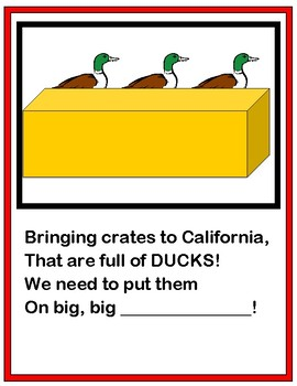 """""""Planes, Trucks, and Trains!"""" - Transportation Group Game and Craft"""
