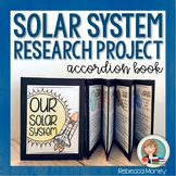 Solar System and Planets Project