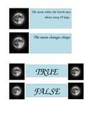 Planet Activities 1-3rd Grade