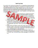 Earth & Space Science Planet Atmosphere Claim-Evidence-Reasoning C-E-R