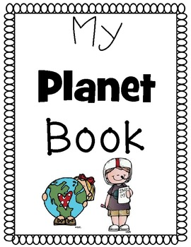 Planet Book packet