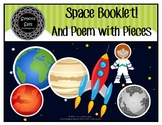 Planet Booklet, Poem with Felt Board Pieces (Bl&W and Colo