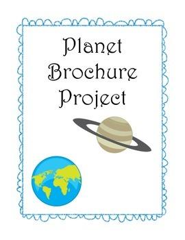 Planet Brochure Project