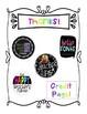 Planet Color Matching Cards for Preschool, Prek, and Kindergarten