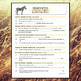 Planet Earth 2 - Grasslands - Guided Video Notes Worksheet