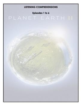 Planet Earth 2 (Listening Comprehension Bundle)