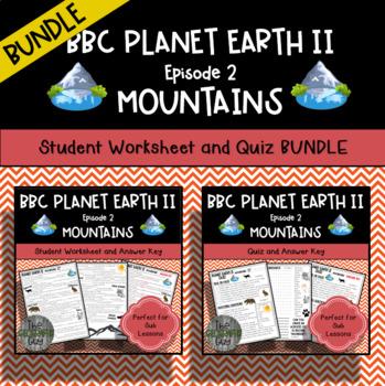 Planet Earth 2 - MOUNTAINS - Bundle