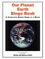 Planet Earth Bingo Book