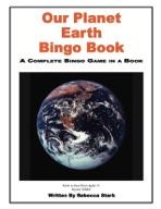 Planet Earth Bingo Book