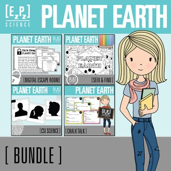 Planet Earth Bundle