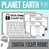 Planet Earth Science Escape Room