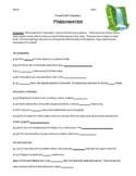 Planet Earth - Freshwater Video Worksheet