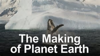 Planet Earth MAKING OF 57 Fill-in-the-blank questions