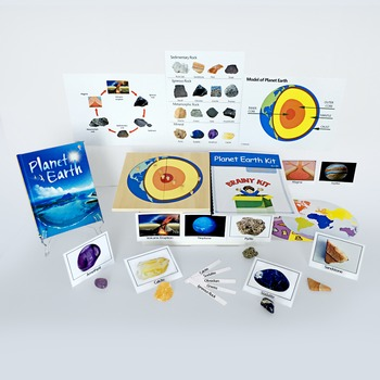 Planet Earth Thematic Unit