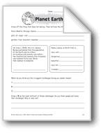 Planet Earth (Thinking Skills)