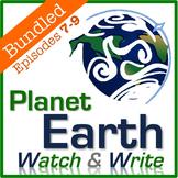 Planet Earth: Watch & Write DISC 3 BUNDLE (Episodes 7-9)