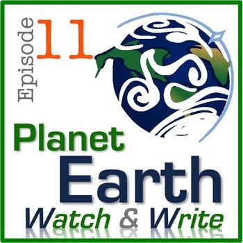 Planet Earth: Watch & Write (Episode 11: Ocean Deep)