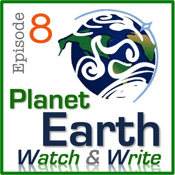 Planet Earth: Watch & Write (Episode 8: Jungles)