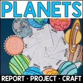 Planet Fact Fans