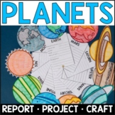Planet Fact Fans Research Project