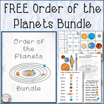 FREE Order of the Planet Bundle