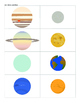 Planet Flashcards and Activities