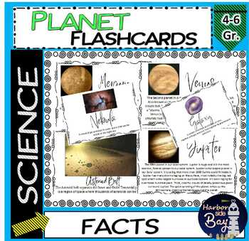 Planet Flashcards
