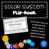 Solar System Flip-Book