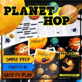 Planet Hop | Multiplication Facts Practice | Times Tables