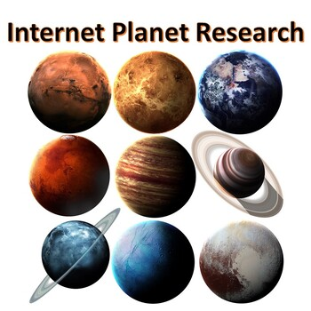Planet Internet Research Middle School