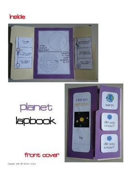 Planet Lapbook