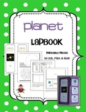 Planet Lapbook