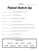 Planet Match Up